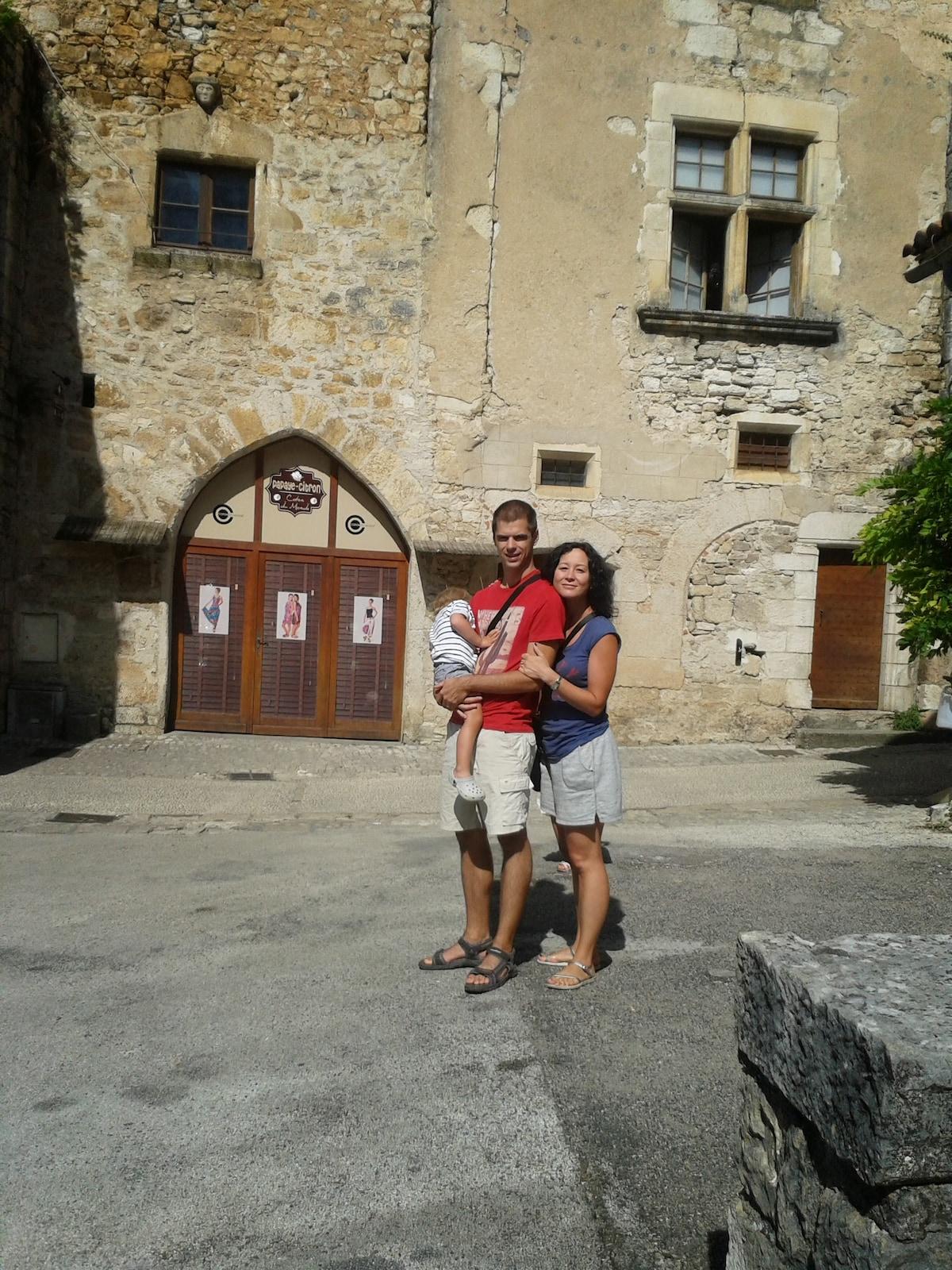 Monika Et Nicolas from Arles