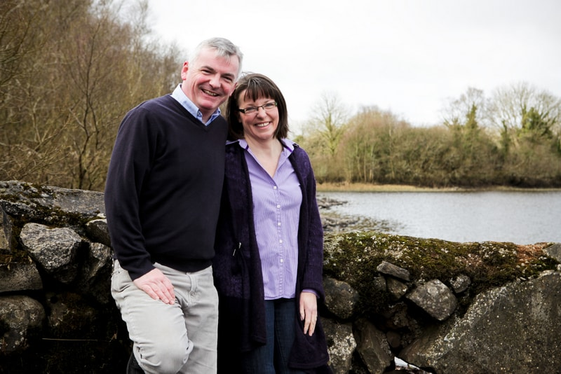 Gerardine & Paul From Castlebar, Ireland
