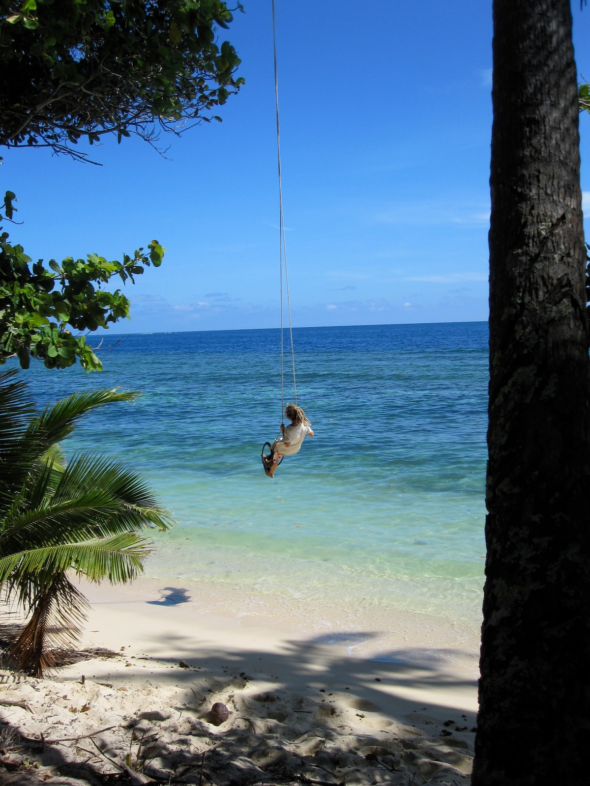 Henry from Taveuni Island