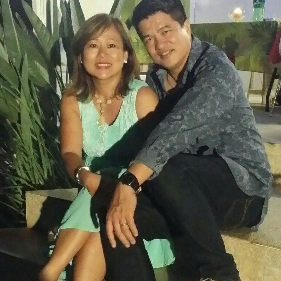 Nathalie & Hervé from Port Louis