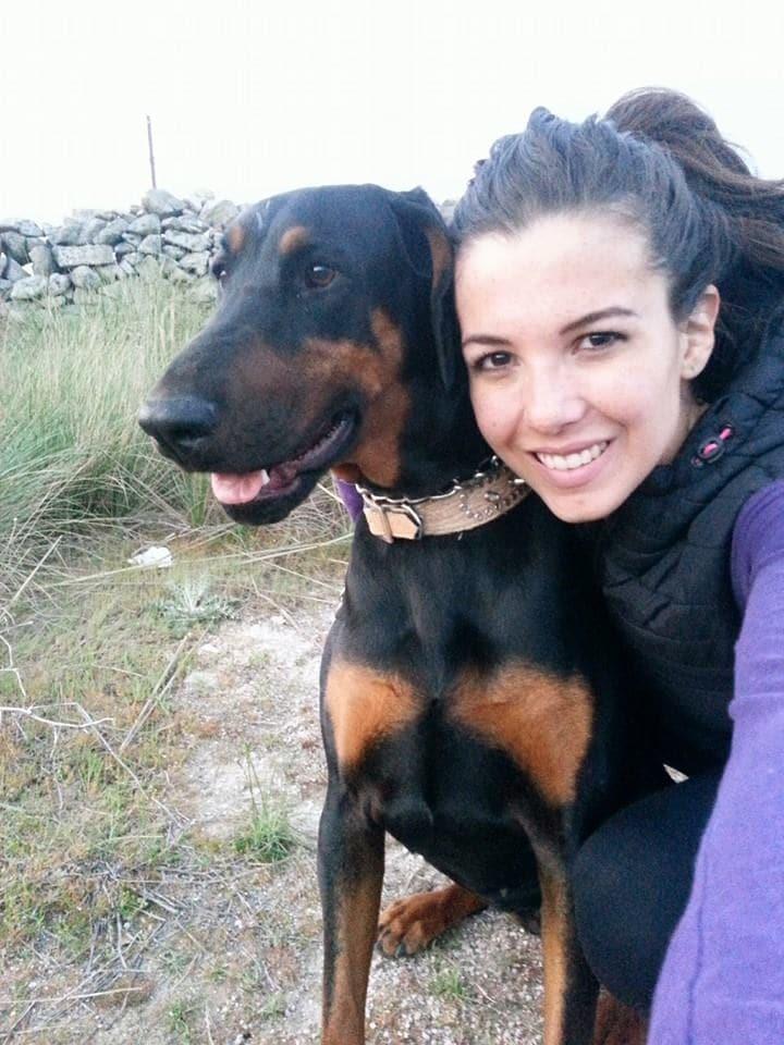 Claudia from Segovia