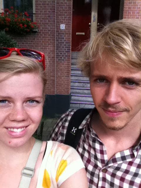 Jakob Lundbak & Pernille Mejer from København