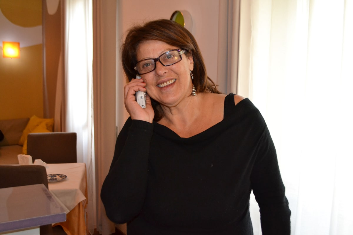 Rossella from Roma