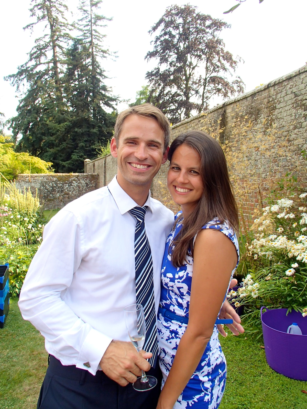 Tom & Candice From Cornwall, United Kingdom