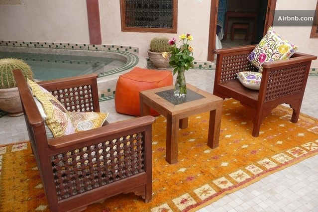 Riad Euphorbe from Marrakesh