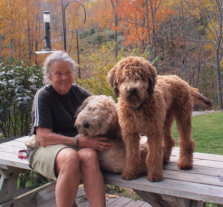 Barbara And Wally From Strafford, VT