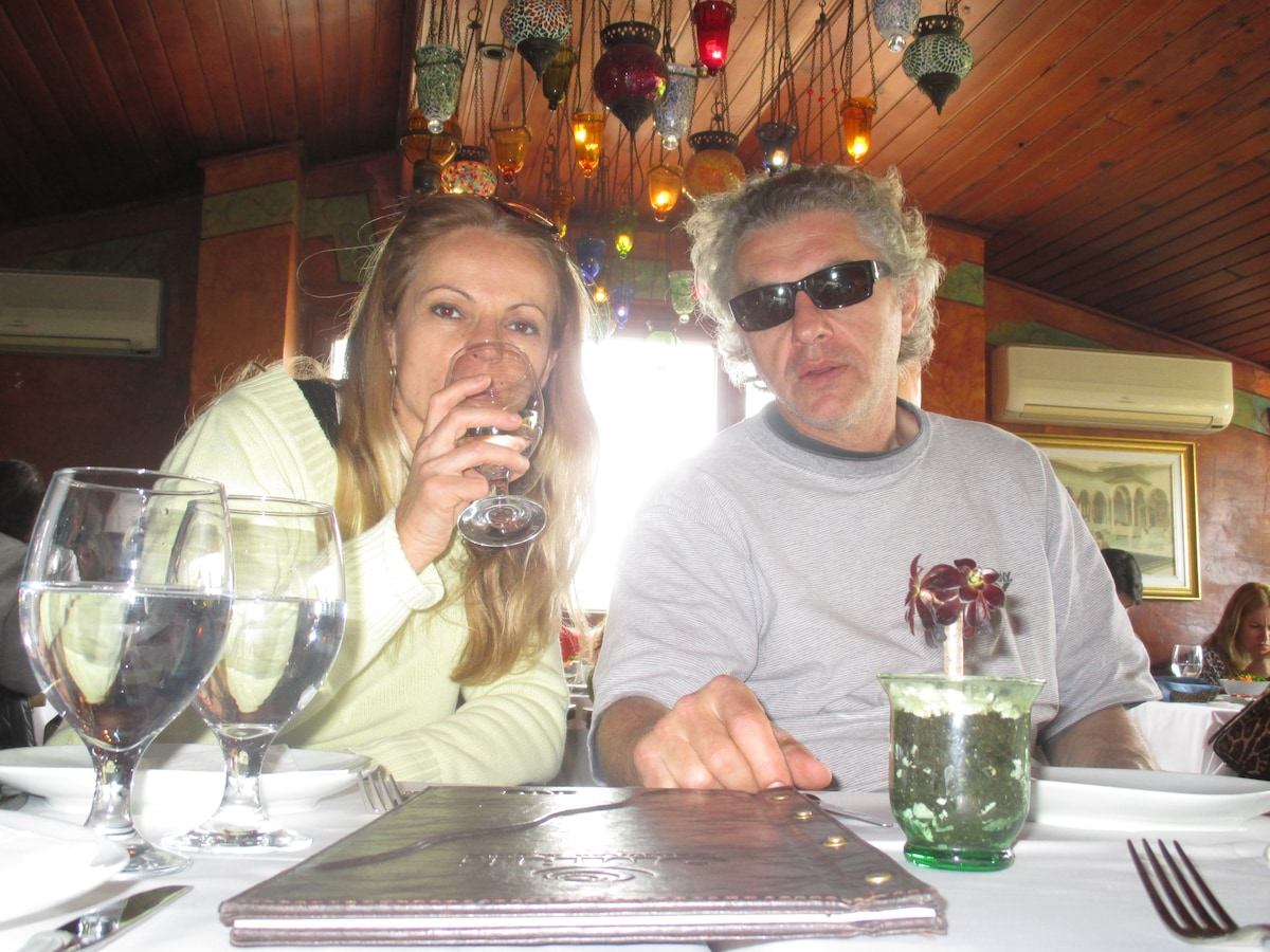 Peter And Julie from Ioannina