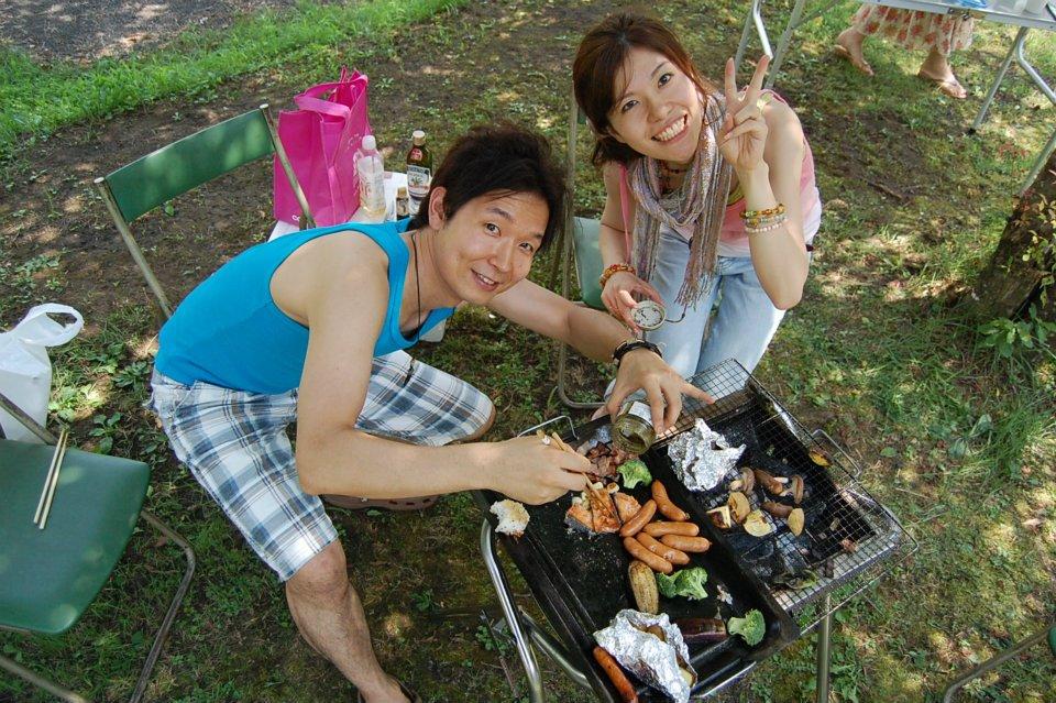 Yoshi & Tomo from Sumida-ku