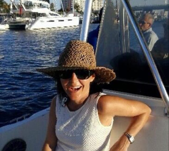 Pamela From Antibes, France