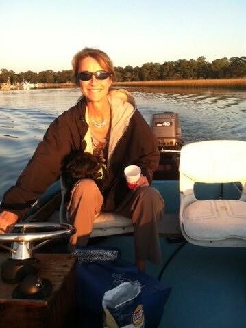 Susan From Sullivan's Island, SC
