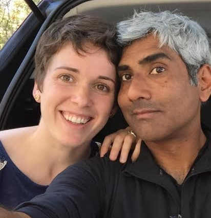 Leigh And Anant from Carrboro