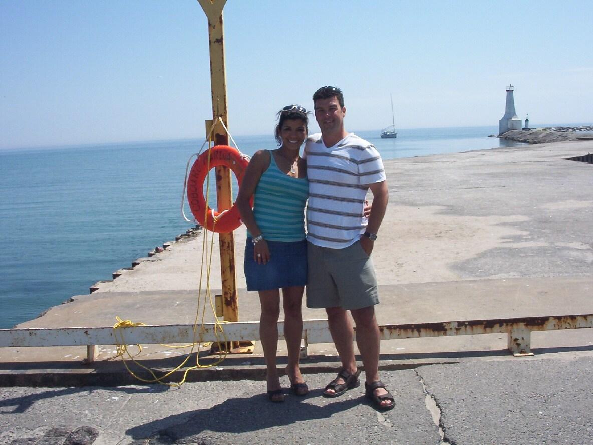 Daniel And Bouchra from Port Alberni