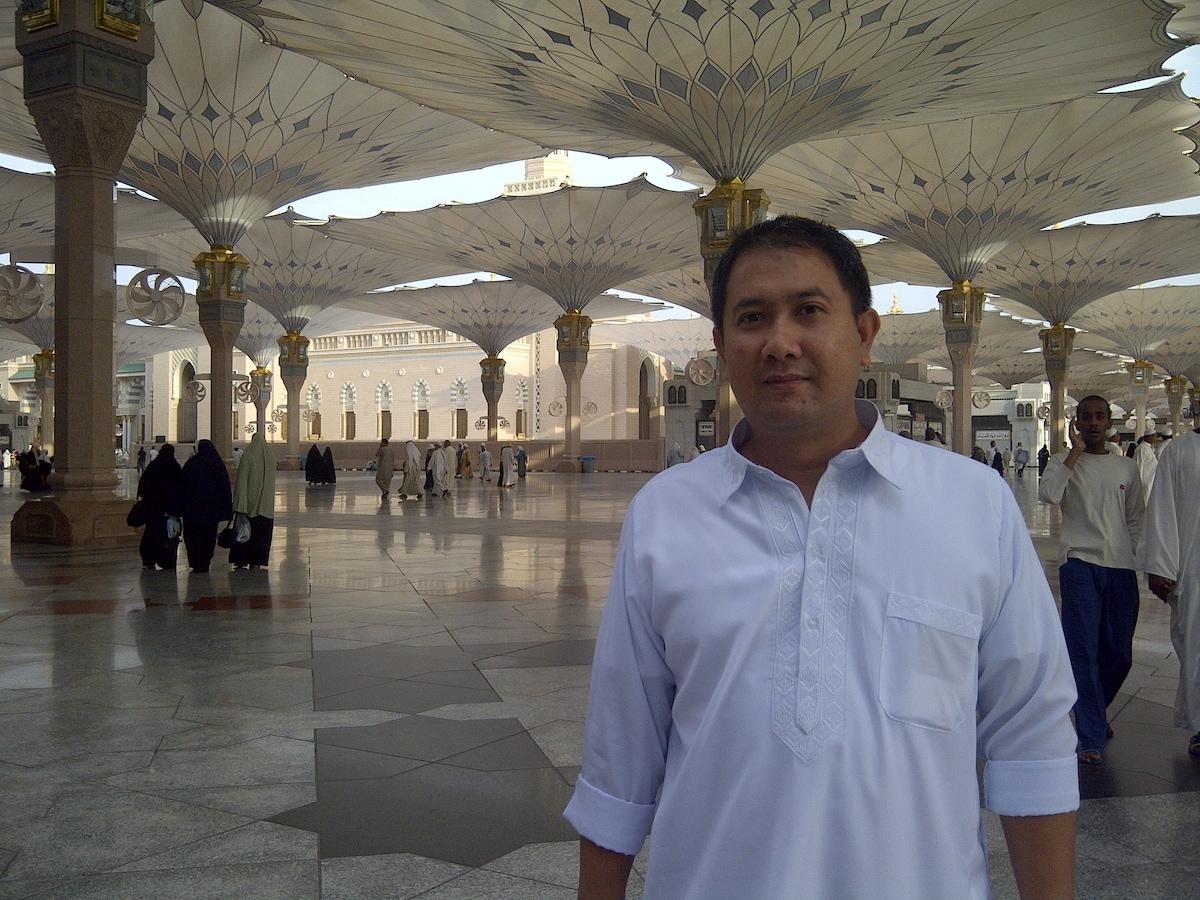 Wahyu From Sleman, Indonesia