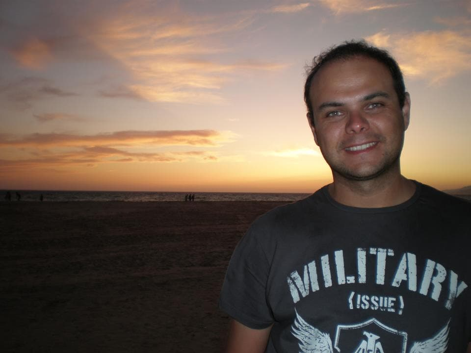 Emerson from Foz do Iguaçu