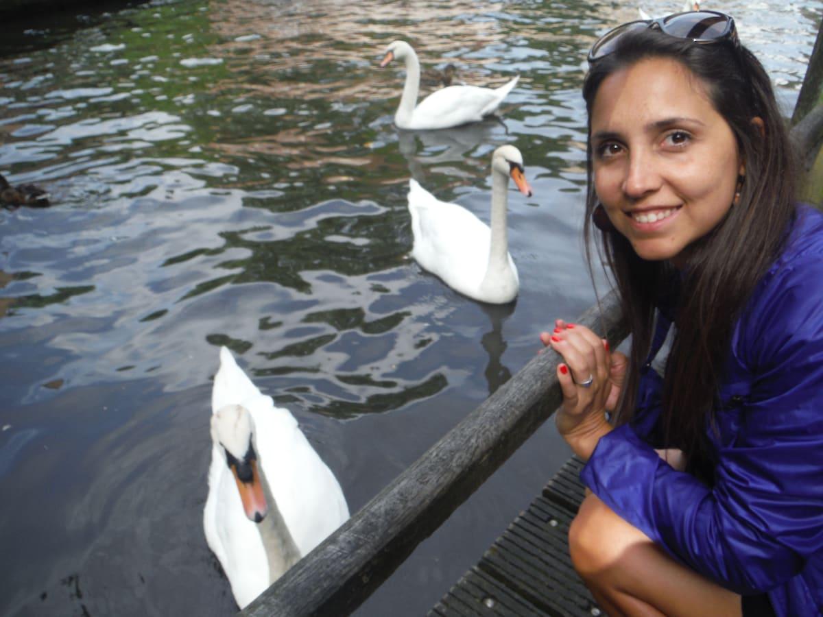 Carolina from Mar del Plata
