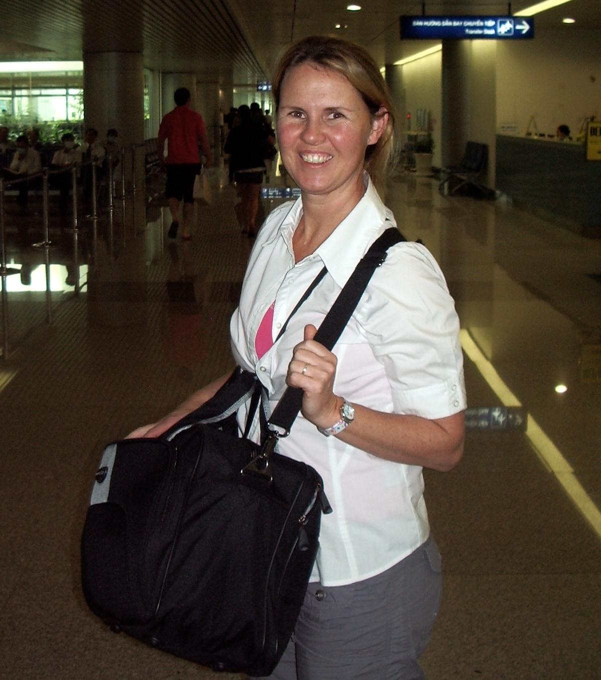 Anne From Shelly Beach, Australia