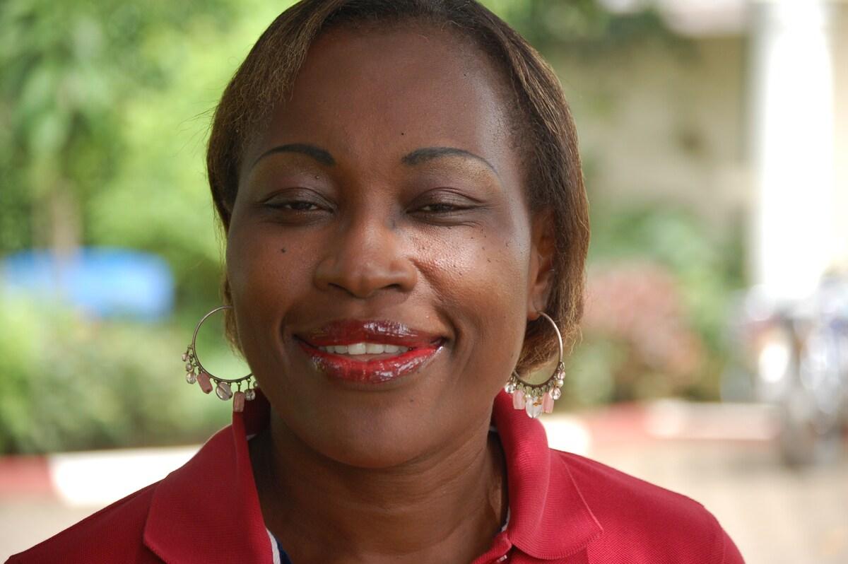 Marthe From Kribi, Cameroon
