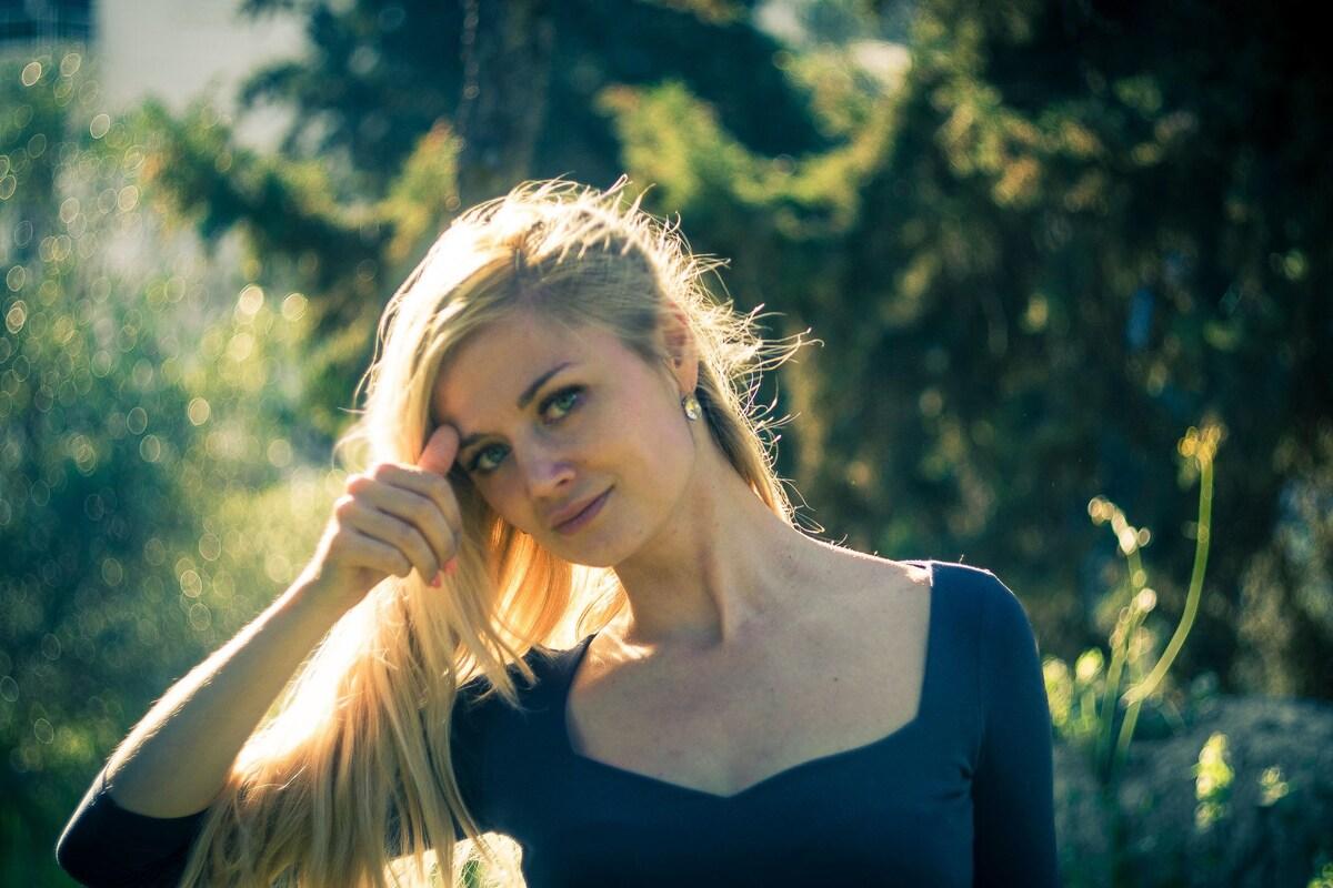 Tamara from Athina