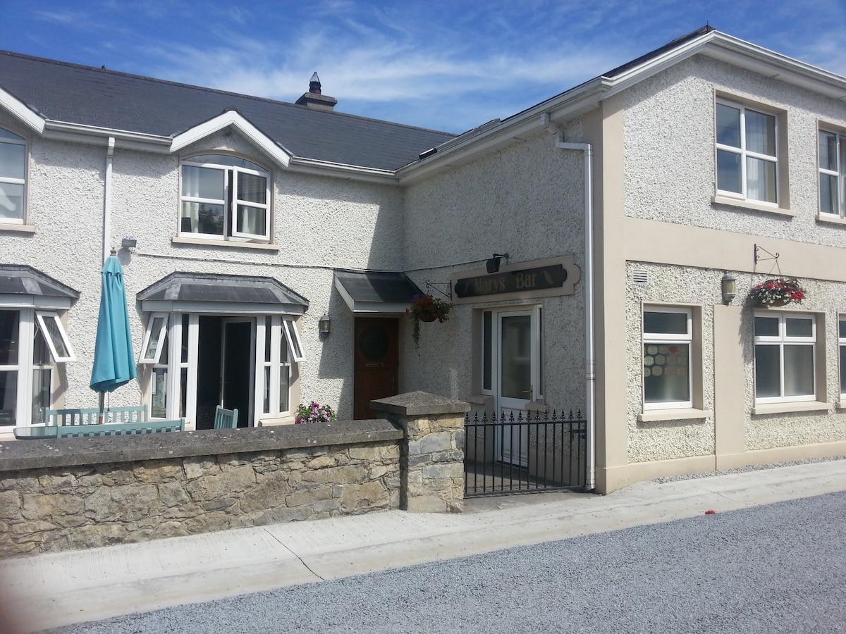 Foxrock Inn From Aghaboe, Ireland