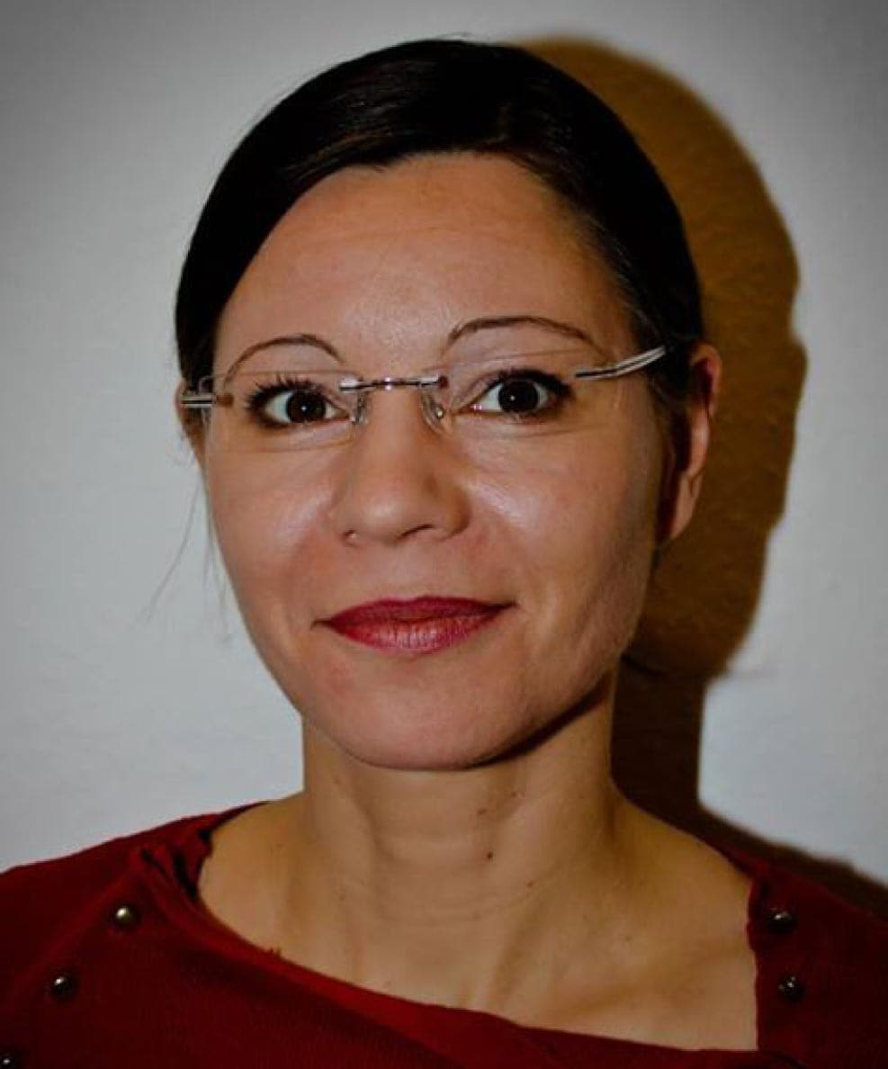 Claudia from Wiesbaden