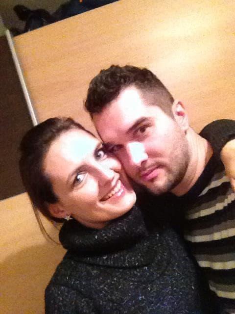 Irena & Daniel From Portorož, Slovenia