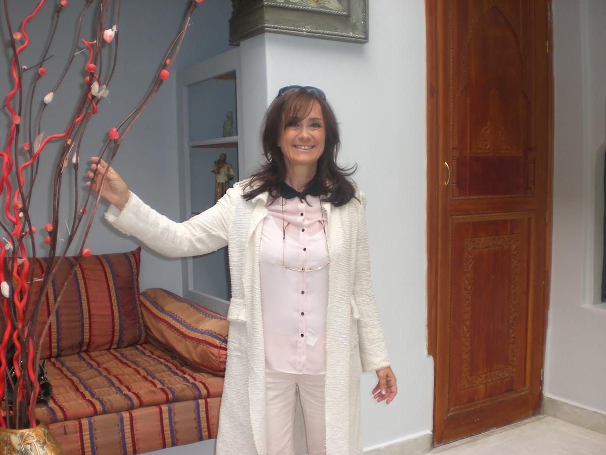 Marie-Hélène from Al Haouz Province