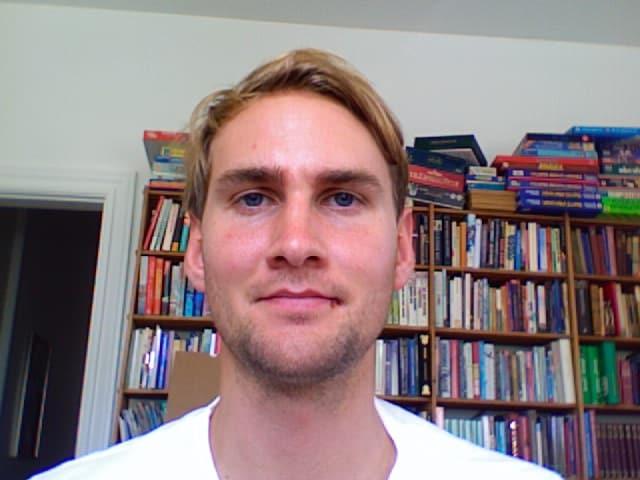 Carl Frederik From Copenhagen, Denmark