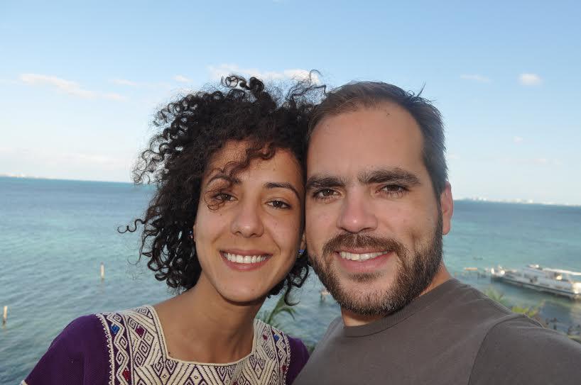 Alex & Perla from Cancún