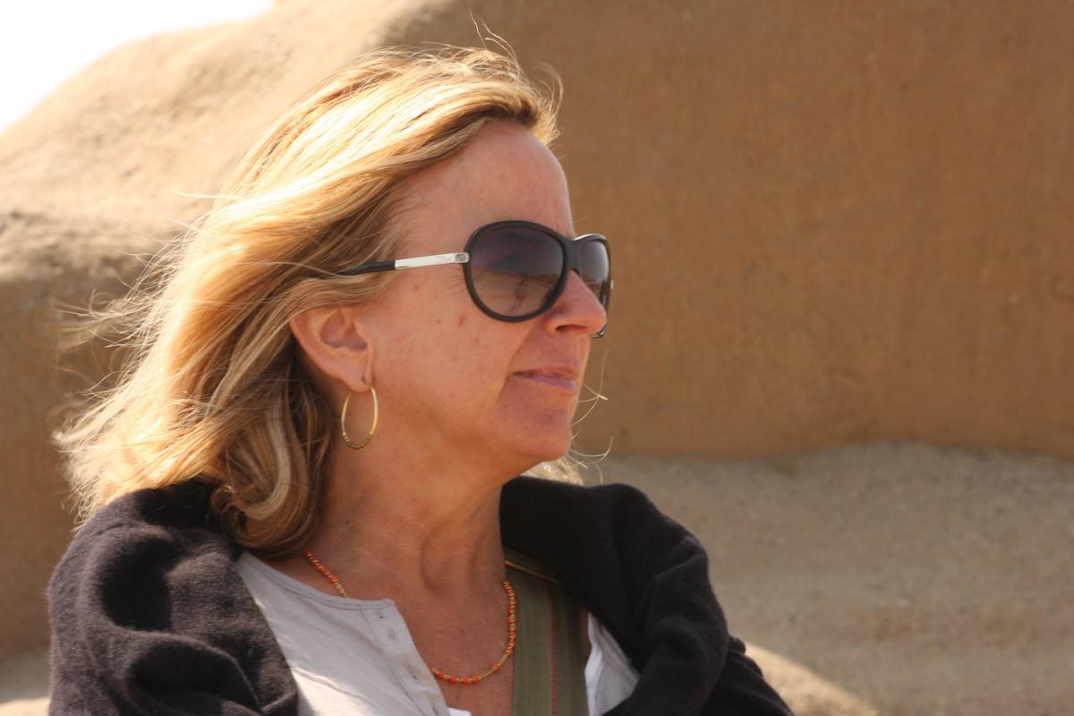 Anne from Bidart