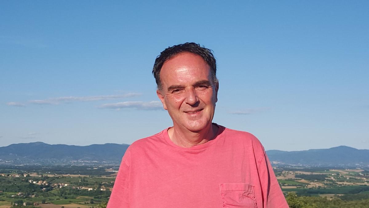 Maurizio from Monte San Savino