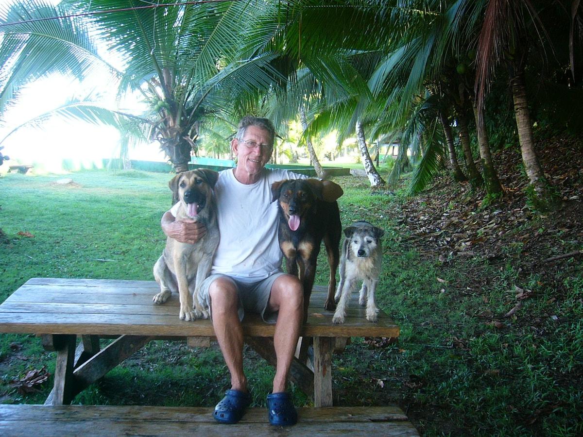 Harvey From Puerto Jiménez, Costa Rica