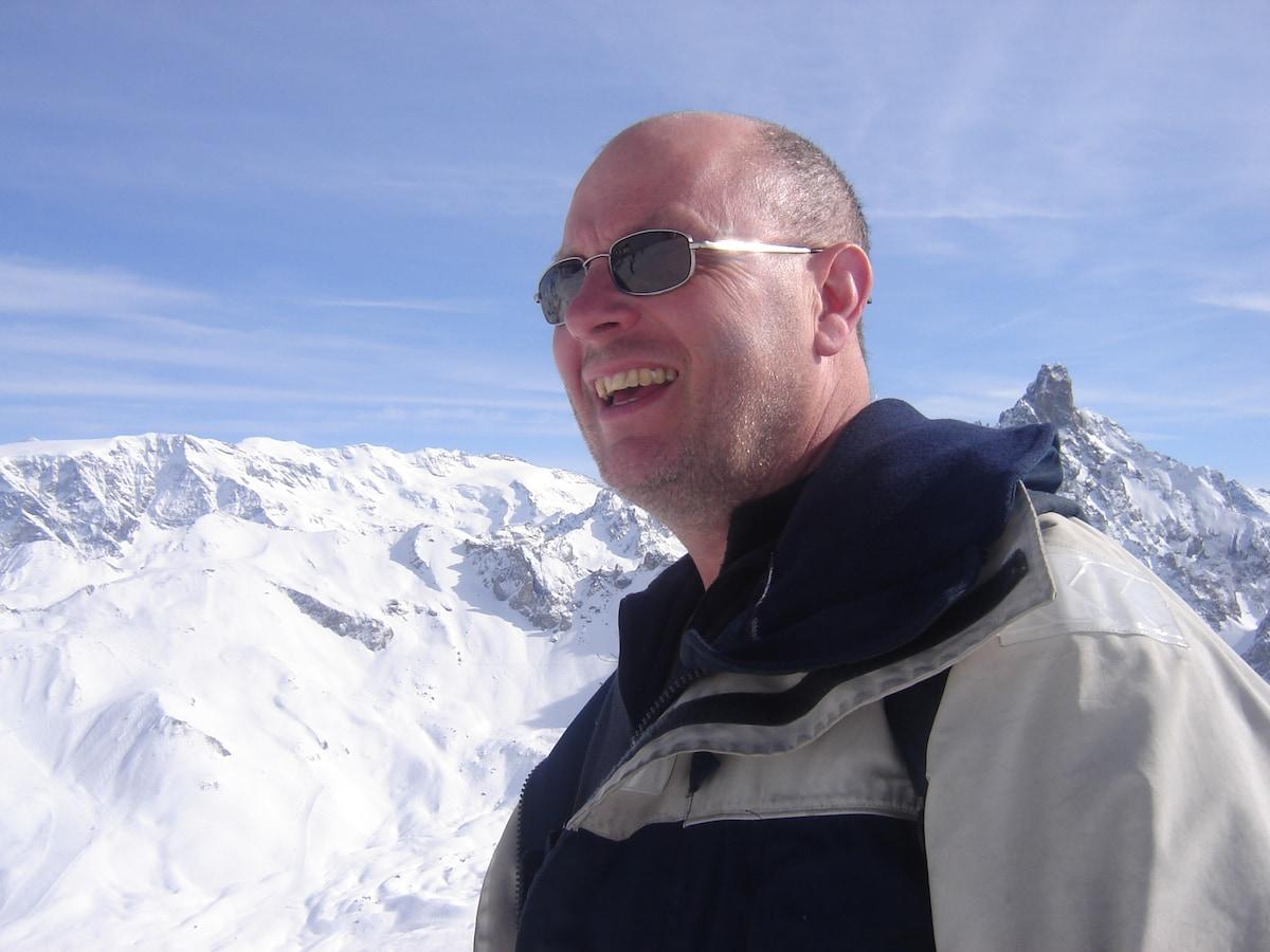 David From Mâcot-la-Plagne, France