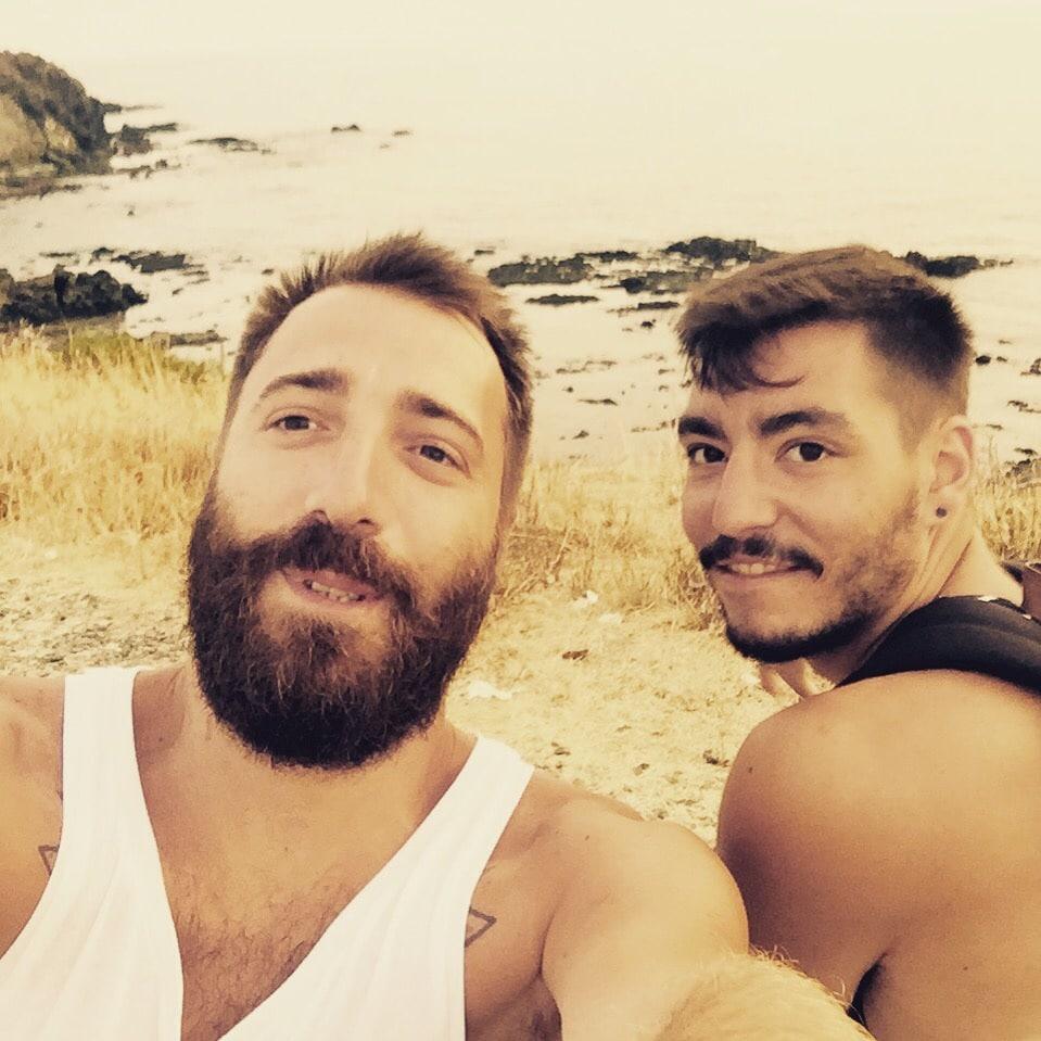 Hugo&Ioannis from Barcelona