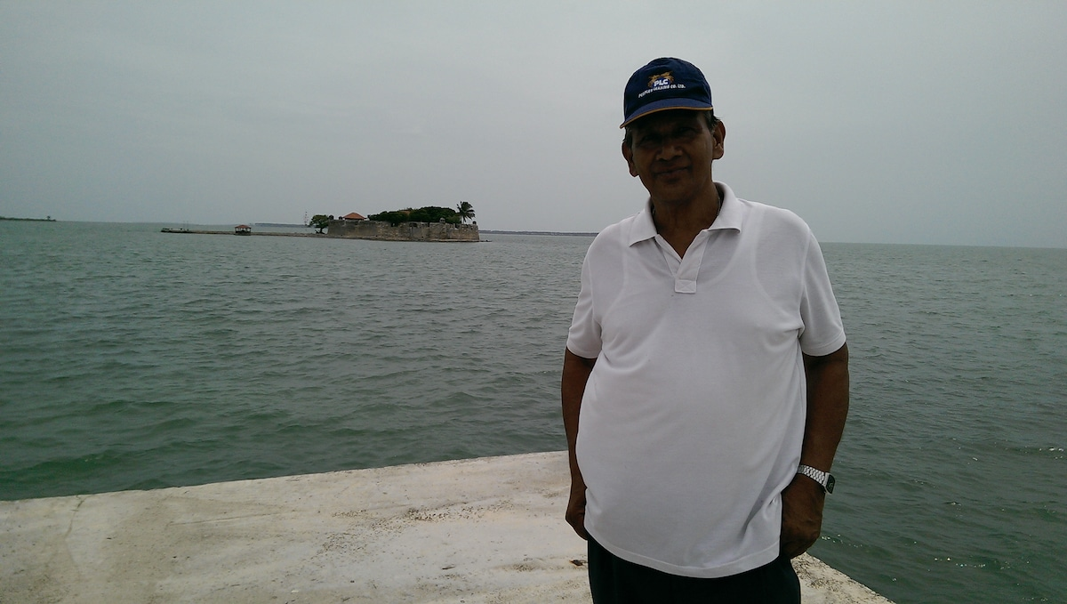 Somapala from Galle