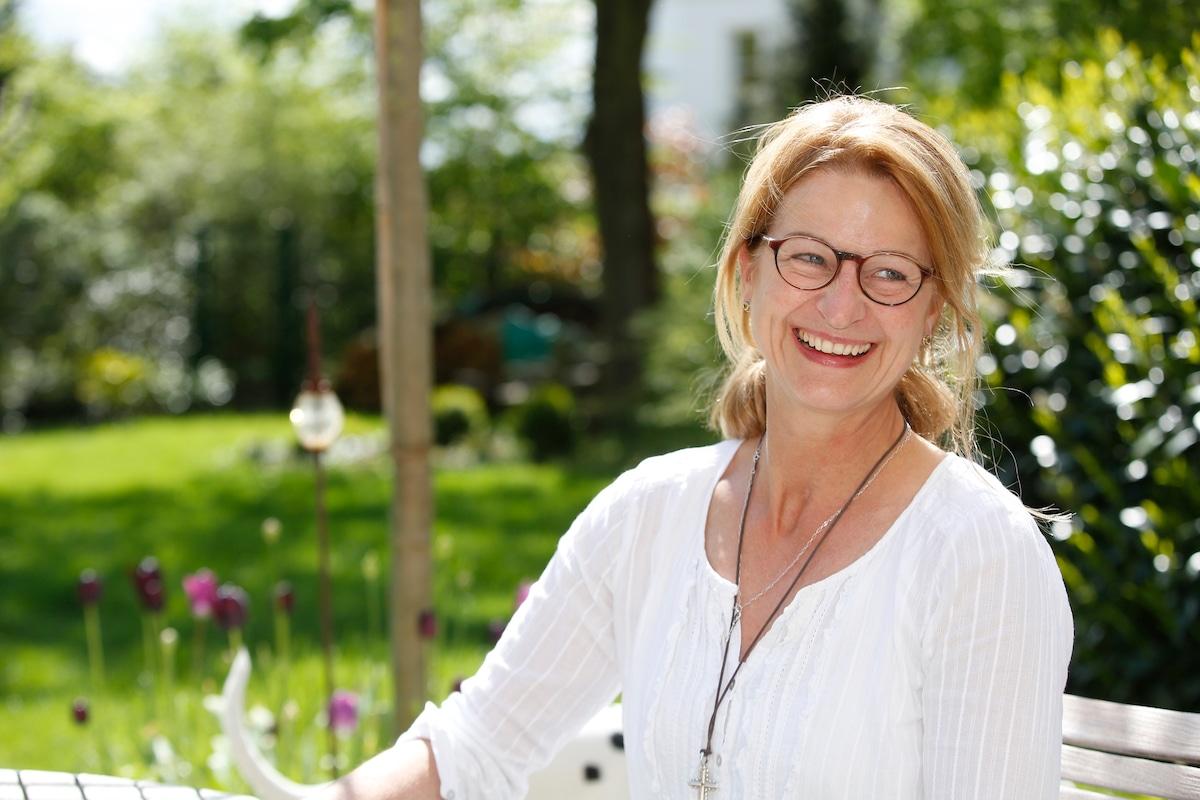 Christiane From Hamburg, Germany