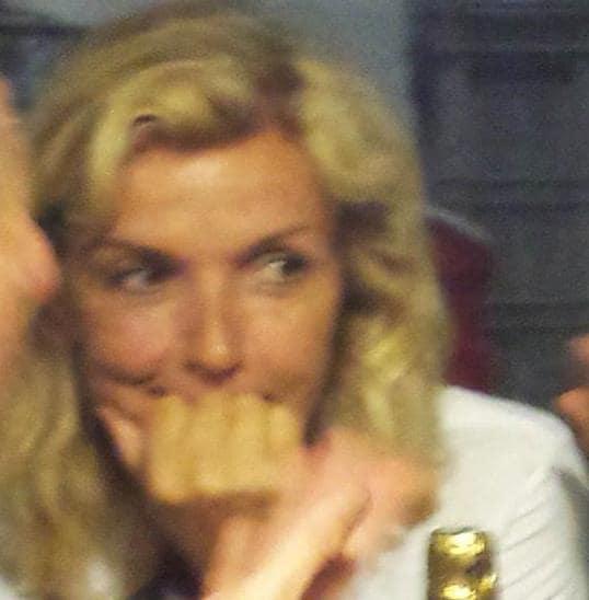 Francoise from Mouans-Sartoux
