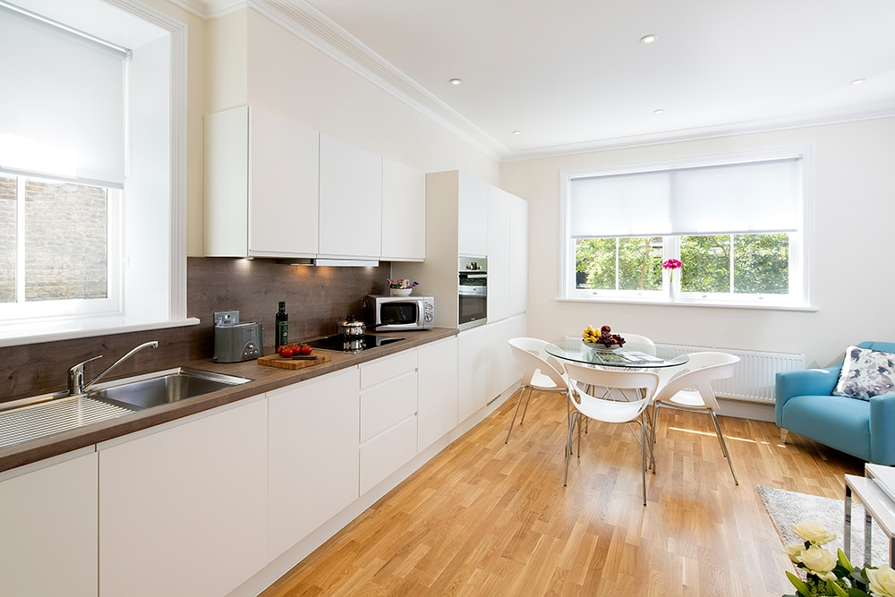 Q Apartments from London