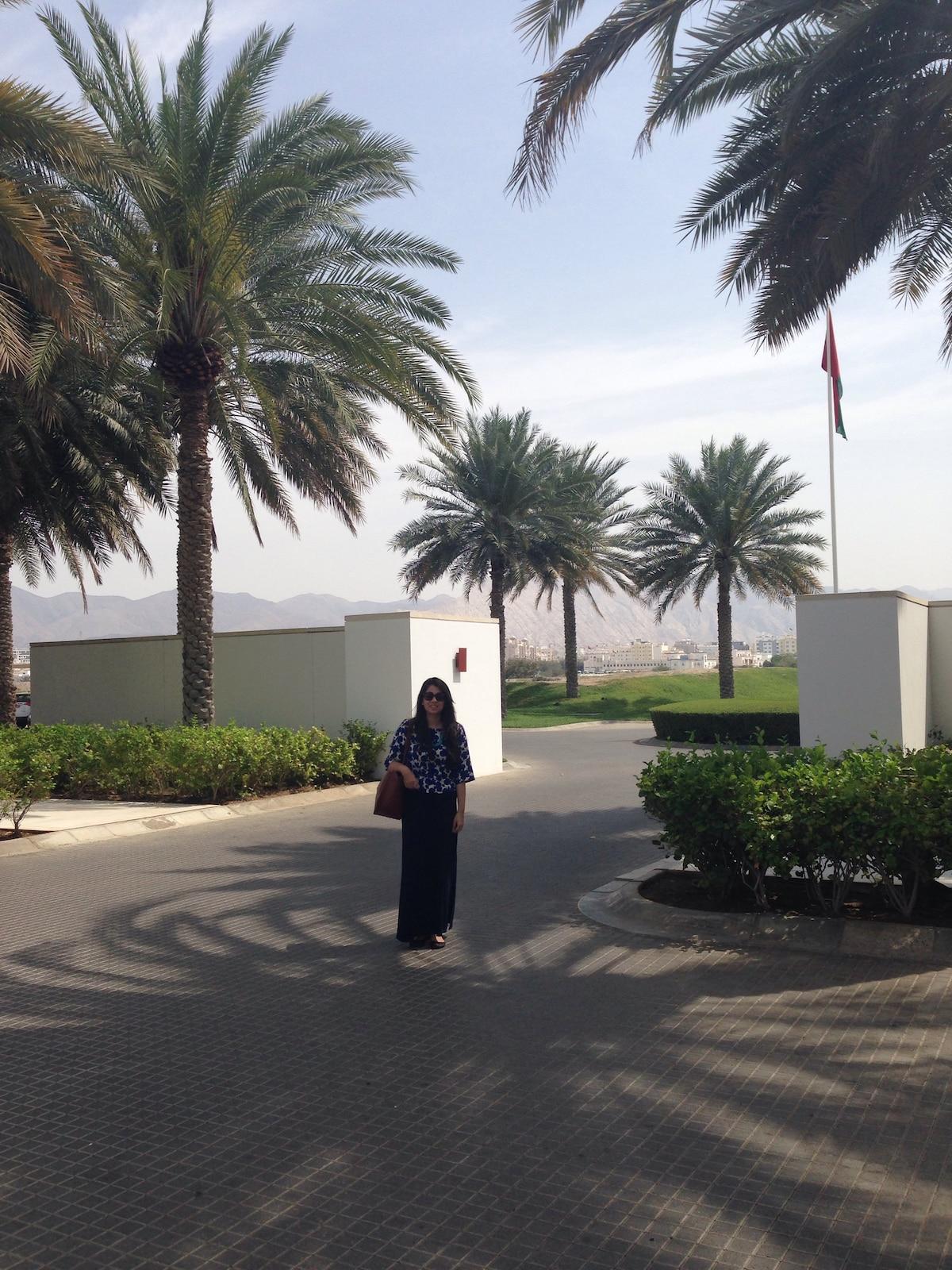 Meera from Doha