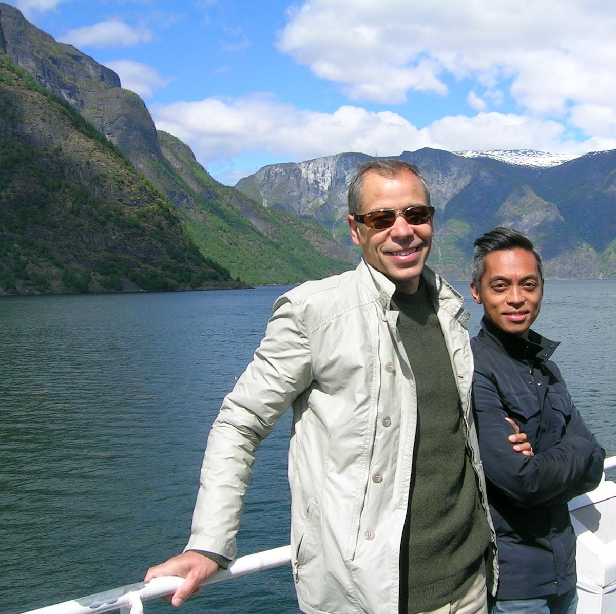 Joel & Mel From San Francisco, CA