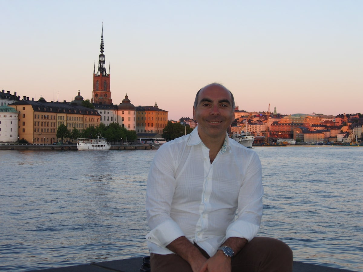Massimo From Milan, Italy