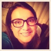 Sharon from Bogotá