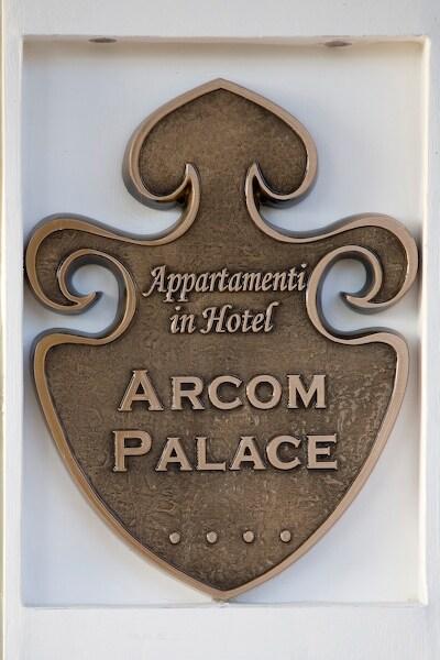Arcom Palace from Pomezia