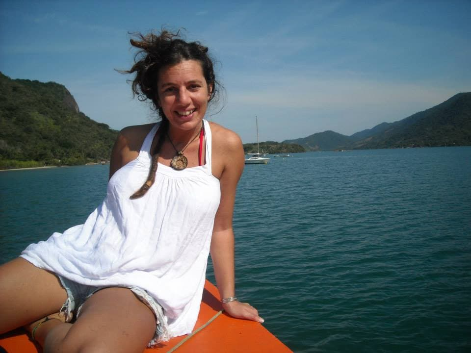 Maria Sol From Paraty, Brazil