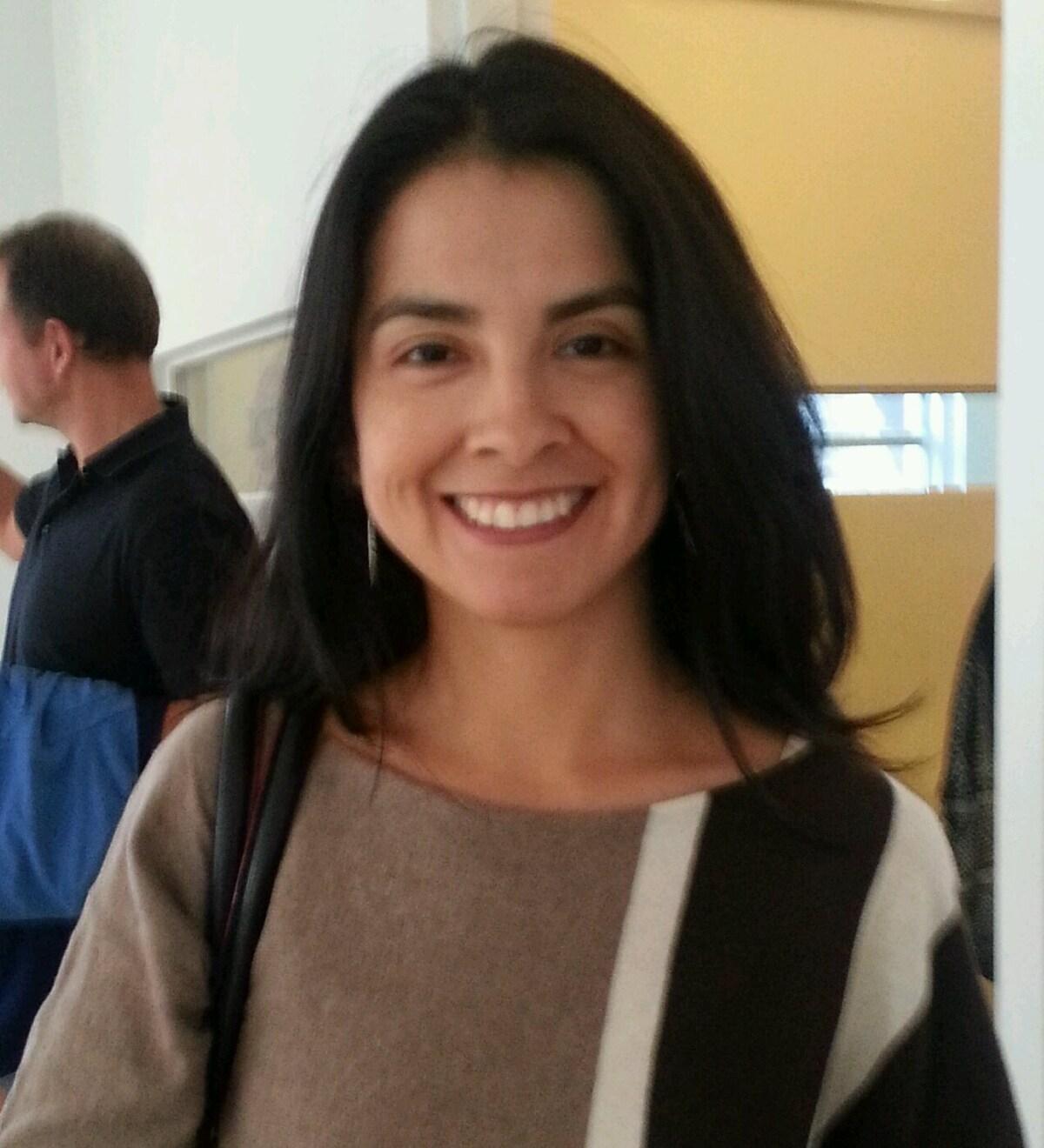 Sandra from Underhill