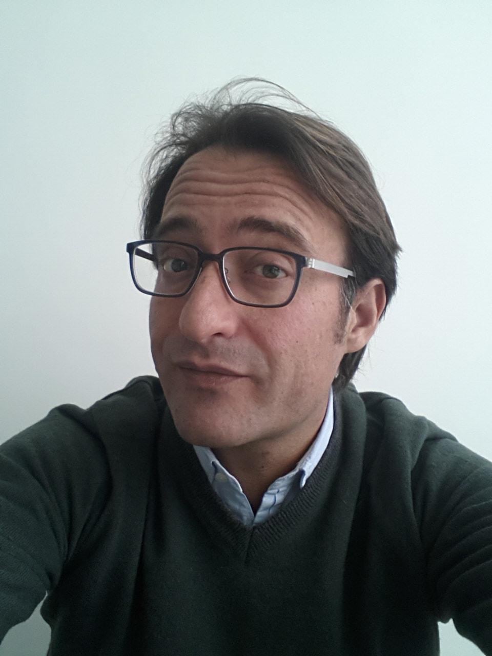 Ciao, sono Claudio, compagno di Stergoula, la mia