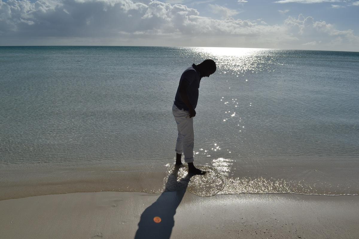 Raymond From Providenciales and West Caicos, Turks and Caicos Islands