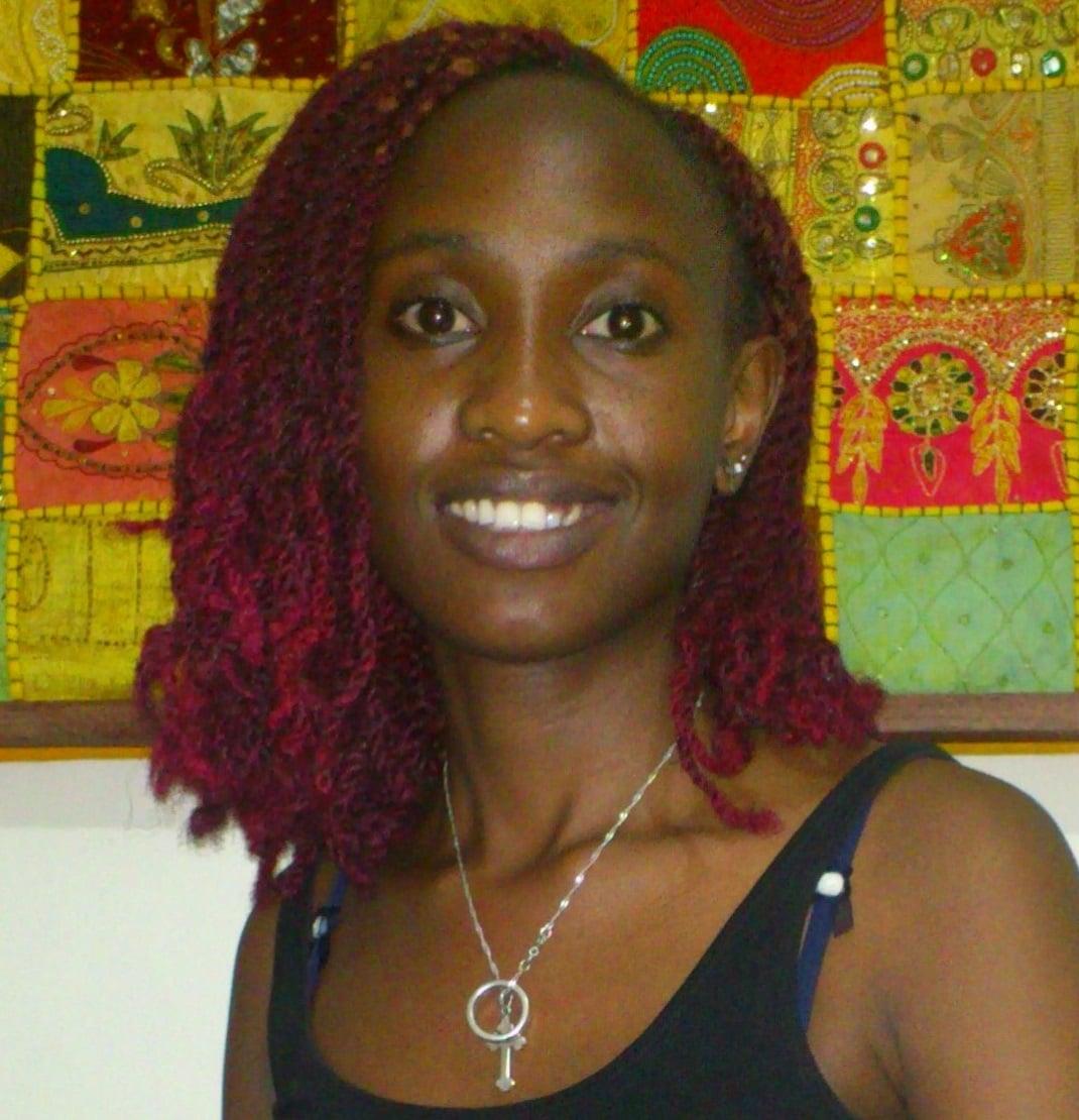 Lusike & Eunice from Nairobi