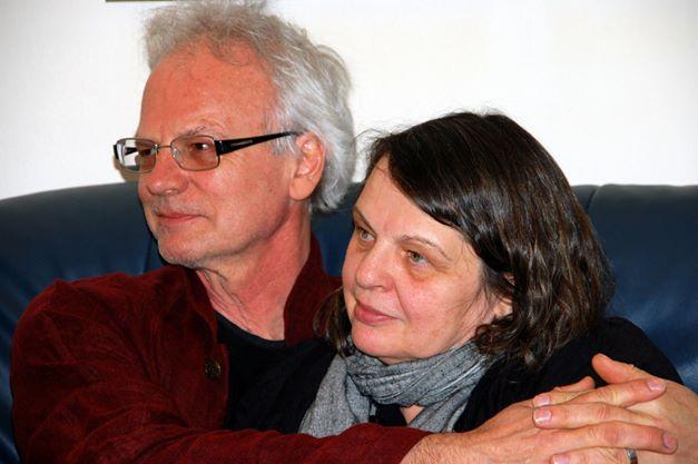 Margit & Stuart from Bowen Island