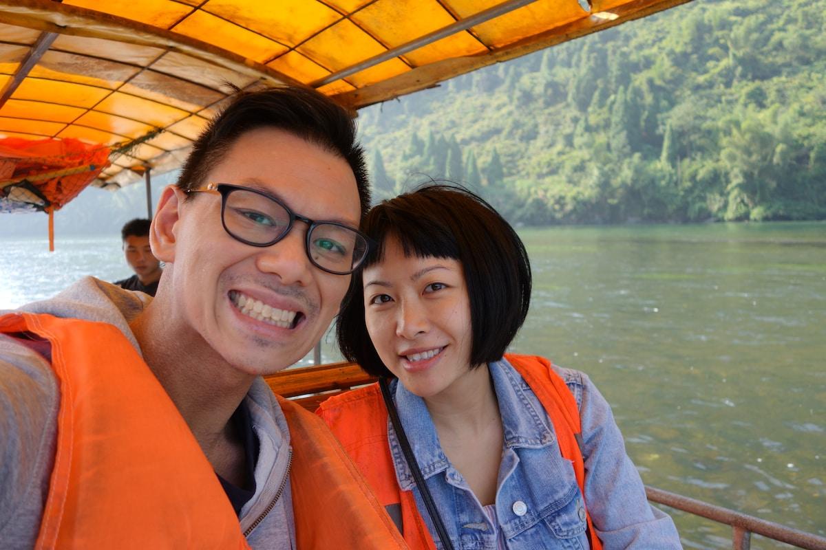 Kevin from Hong Kong