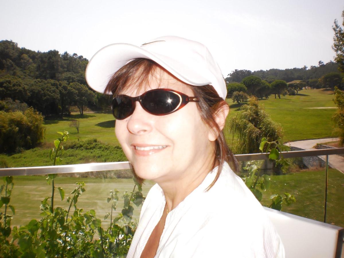 Maria Regina from Rio de Janeiro